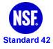 NSF 42