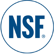 NSF 42 certification