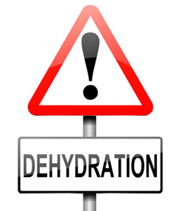 Warning, Dehydration!