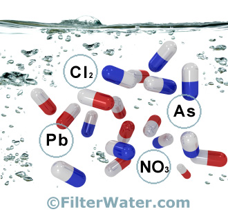 Contaminants and Drugs in Water