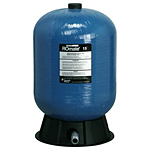 Pressurized RO Water Storage Tank 15-40 gallons