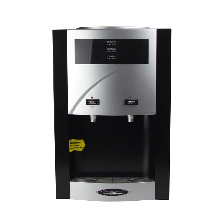 Crystal Quest CQE-WC-00908 Turbo Countertop Water Cooler by Crystal Quest