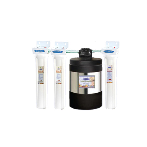 Crystal Quest CQE-WH-02130 Eagle A1000AS Anti-Scale Saltless Water Conditioner CQE-WH-02130