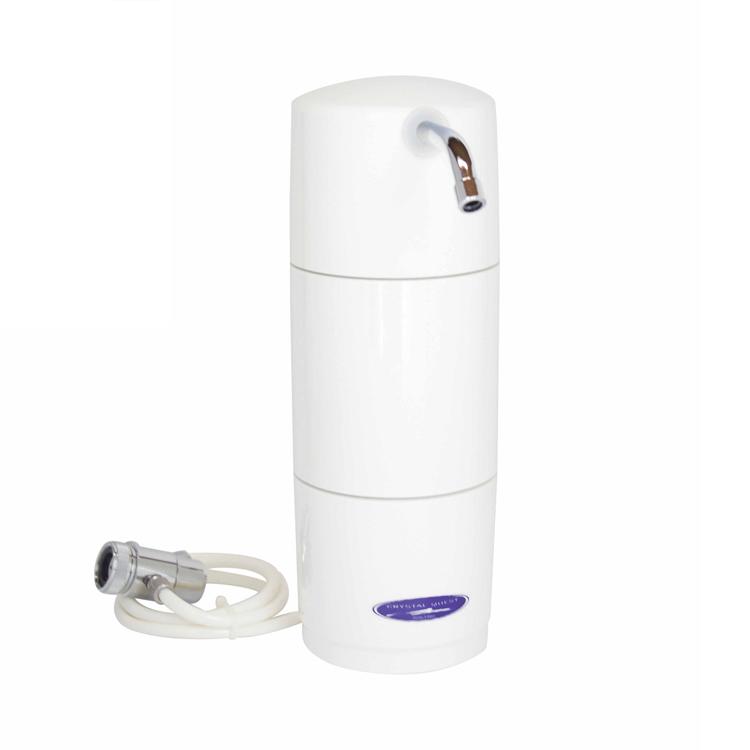 Crystal Quest Countertop-AWF Arsenic Countertop Water Filter no cartridge Multi PLUS