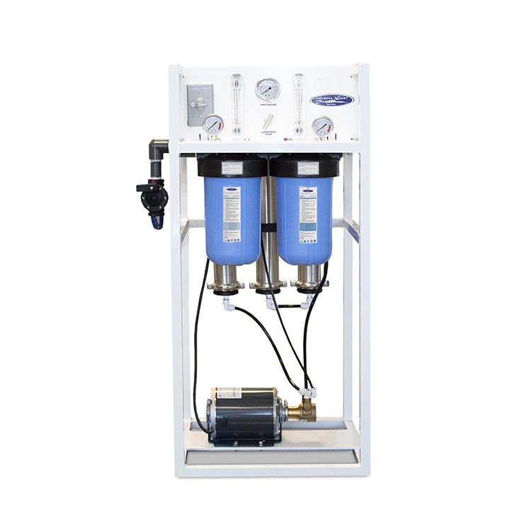 Crystal Quest CQE-CO-02025 Commercial Reverse Osmosis System 1000 gpd