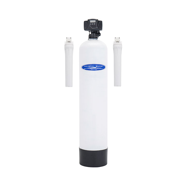 Crystal Quest CQE-WH-01113 Multi-Media Whole House Water Filter with Automatic Backwashing - 500,000 gallons