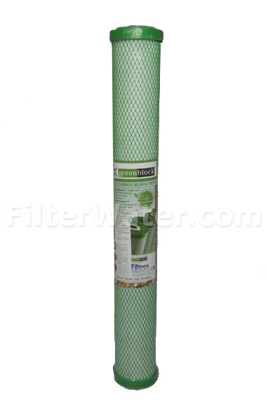 FX20-CL2 Filtrex Greenblock FX20CL2 Carbon Filter 20 x 2.5 inch CL2
