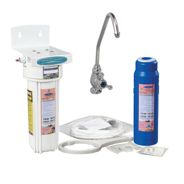 6 Stage Undersink Water Filter Crystal Quest Cqe Us 00303