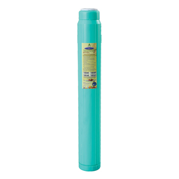 """Crystal Quest CQE-RC-04024 Calcite Acid Neutralizer Water Filter Cartridge 20"""", Remineralizing Filter"""