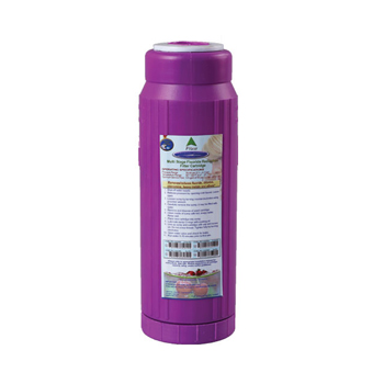 Crystal Quest CQE-RC-04049 7-stage Water Filter Cartridge With Fluoride Removal media