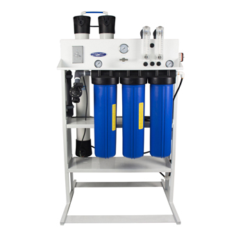 Crystal Quest CQE-CO-02028 Commercial Reverse Osmosis System 4000 gpd