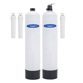 Whole House Filter and Anti-Scale Conditioner Combo, CQE-WH-02136