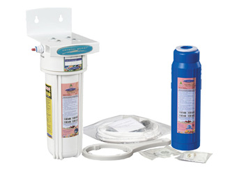 Crystal Quest Refrigerator-B-ULTIMATE Refrigerator water filter in-line, B-Plus - ULTIMATE