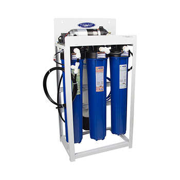 Crystal Quest CQE-CO-02022 Commercial Reverse Osmosis System 200 gpd