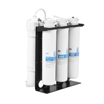 fw 2000 bottleless water cooler with 3 stage or reverse osmosis filters