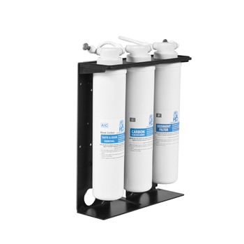 Fw 2000 Bottleless Water Cooler With 3 Stage Or Reverse
