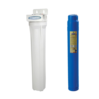Crystal Quest CQE-WH-01101 Whole House Water Filter 20'' CQE-WH-01101