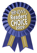 2009 Pool and Spa reader's Choice Award, eXact Micro 7+