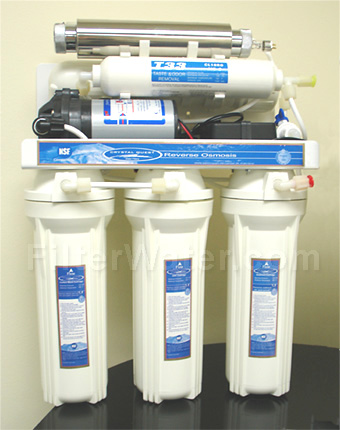 Reverse Osmosis, UV & Ultrafiltration