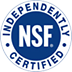 NSF Certified Product