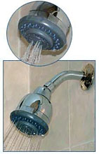 Paragon Integrated Shower Filter, Shower Head with Filter