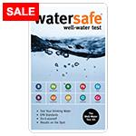 Well Water Test Kit WaterSafe WS-425W