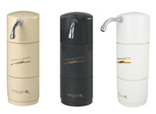 types of countertop water filters