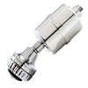 Crystal Quest shower filter chrome