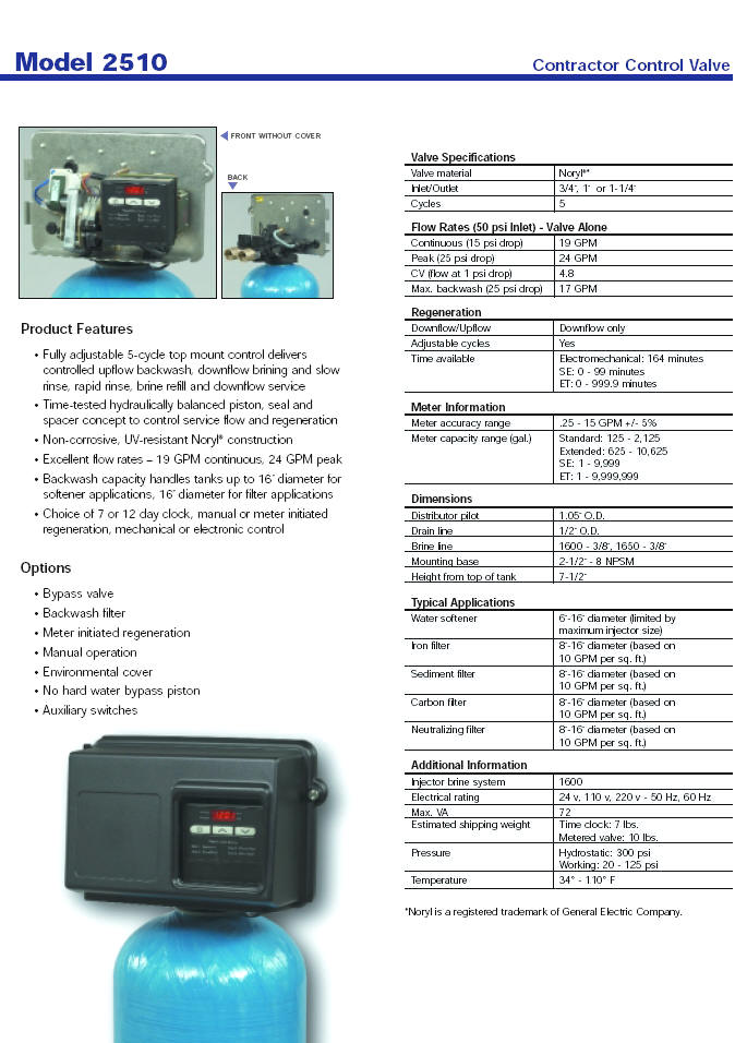commercial water softener system  8
