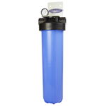 Big Blue Whole House Water Filter 20''x5'' Single Cartridge