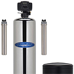 Large Nitrate Whole House Water Filter Steel