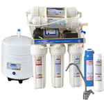 Thunder 1000CP Reverse Osmosis System with Pump