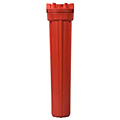 Hot Water Filter System 20 inch Housing