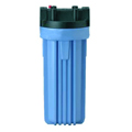 "Pentek 10"" Water Filter Housing 3/4 inch, PR Button"