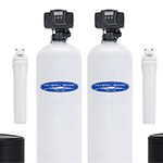 Dual Nitrate Whole House Filter and Water Softener