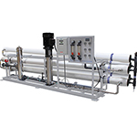 Industrial Reverse Osmosis System Customizable 20K