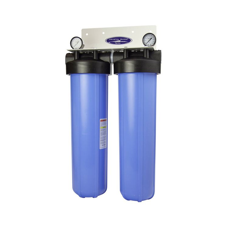 Cqe Wh 01108 Whole House Filter Dual Cartridge 20 X5