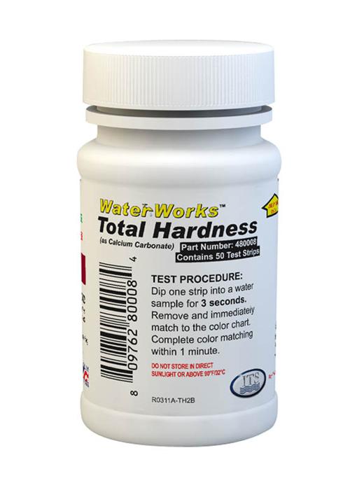 480008 Total Hardness Test Kit 50 Strips 8 45