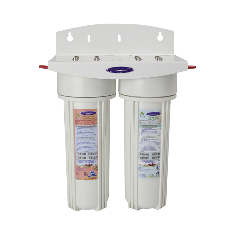 Voyager Dual Inline Water Filter For Fountains And Coolers