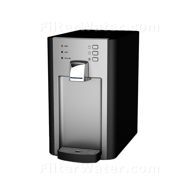 Fw Pro Water Cooler Countertop Hot And Cold Bottleless
