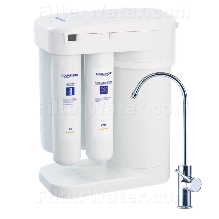 Aquaphor Under Sink Water Filtration System with RO FW-DWM-101