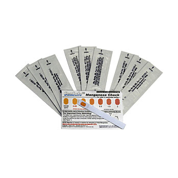 Manganese Check  Water Test Kit, 24 Strips, IT-TK-10