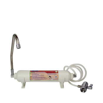 Countertop Portable Water Filter, Travel Filter, CQE-CT-00124