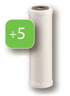 KX Matrikx VOC Carbon Filter 02-250-125-975, KXM-01