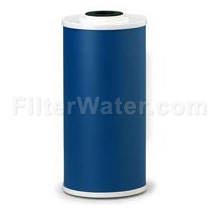 "Pentek GAC-BB Granular Activated Carbon Water Filter 155153-43 10""x5"", PTK-GAC-BB10"
