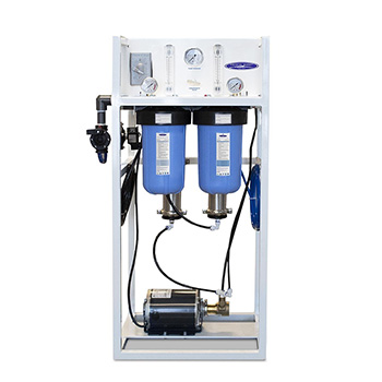 Commercial Reverse Osmosis System 500 gpd, CQE-CO-02024