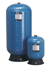 Pressurized Reverse Osmosis Water Storage Tank, Commercial / Whole House, CQE-RO-06001-60