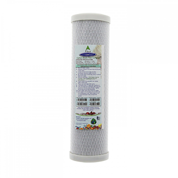 Carbon Block Filter Cartridge CCBC 10 inch 5 micron , CQ-R5