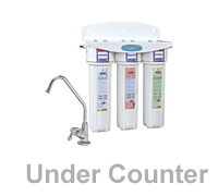 Under Sink Water Filters, Under Counter Filter