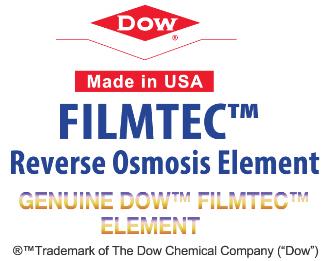 DOW Filmtec genuine membranes